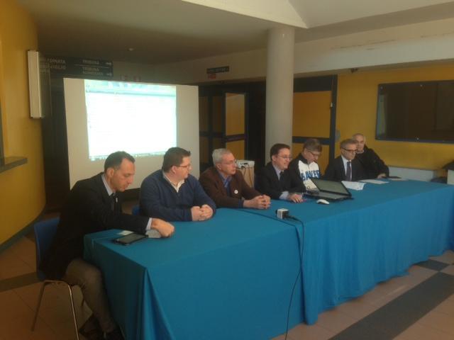 """Conferenza stampa """"A CANESTRO CON MATERA-ITALIA 2019"""""""