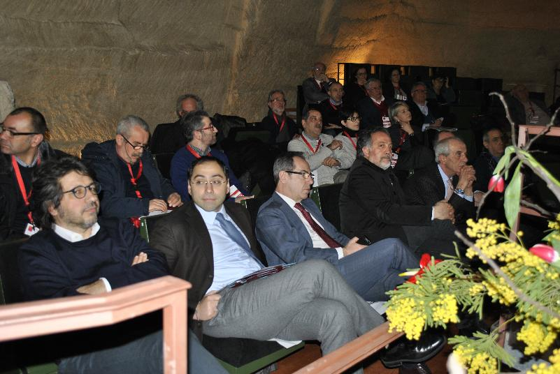 Congresso CGIL Matera - 10 marzo 2014 (foto SassiLand)