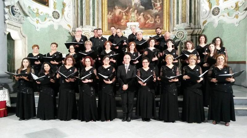 """Coro della polifonica Materana """"Pierluigi da Palestrina"""""""