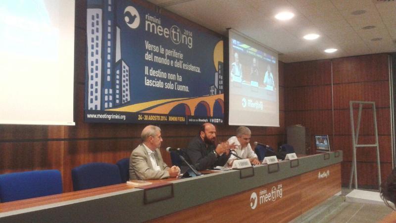 Intervista a Davide Rondoni al Meeting di Rimini