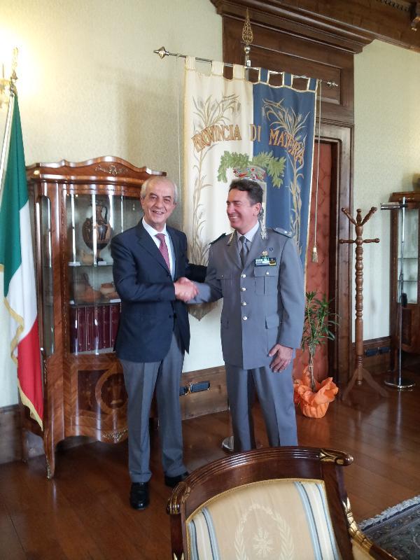 Franco Stella e Antonio Danilo Mostacchi