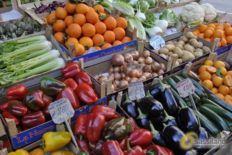 Frutta e verdura (foto SassiLand)