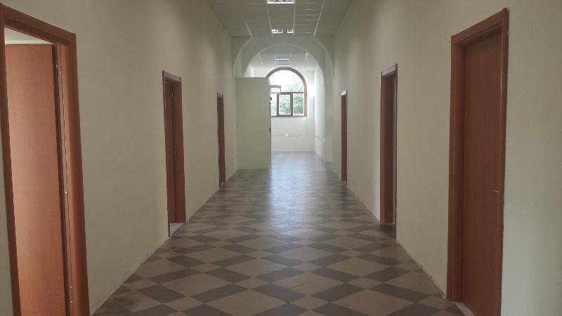 I locali delldell´ex scuola elementare di Via Cantisano a Pisticci