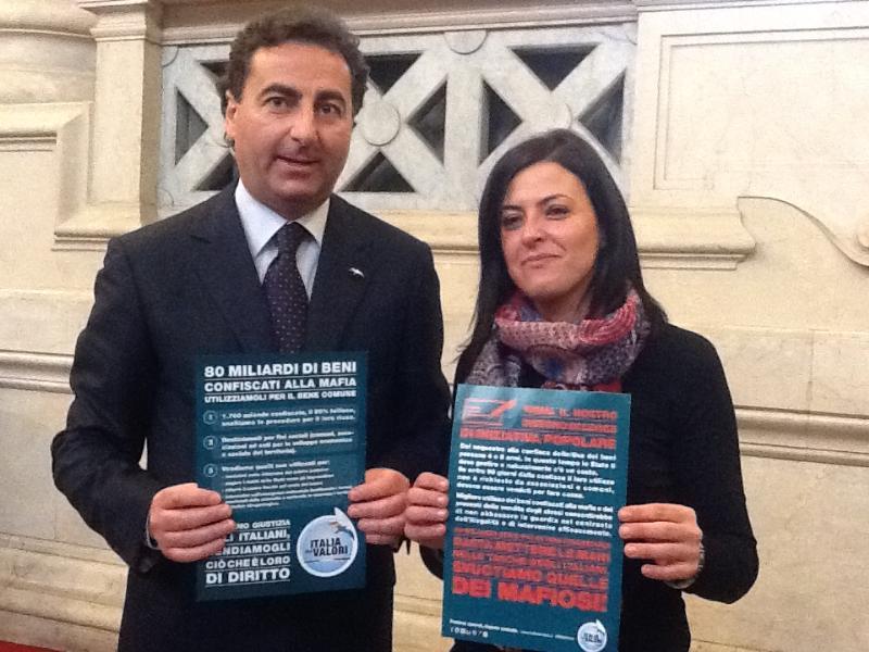 Ignazio Messina e Maria Luisa Cantisani