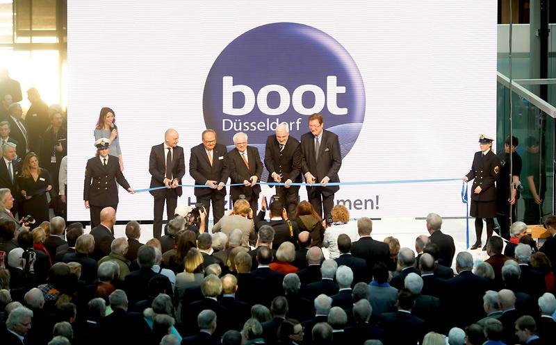 Il salone nautico Boot di Dusseldorf