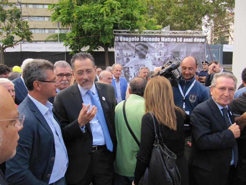 Inaugurazione di Matera è Fiera 2014