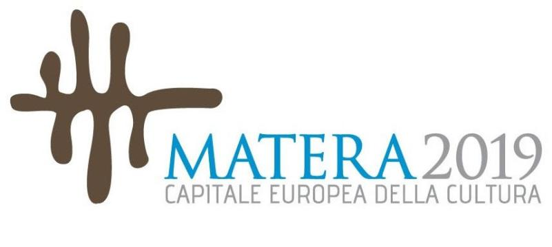 Logo di Matera 2019