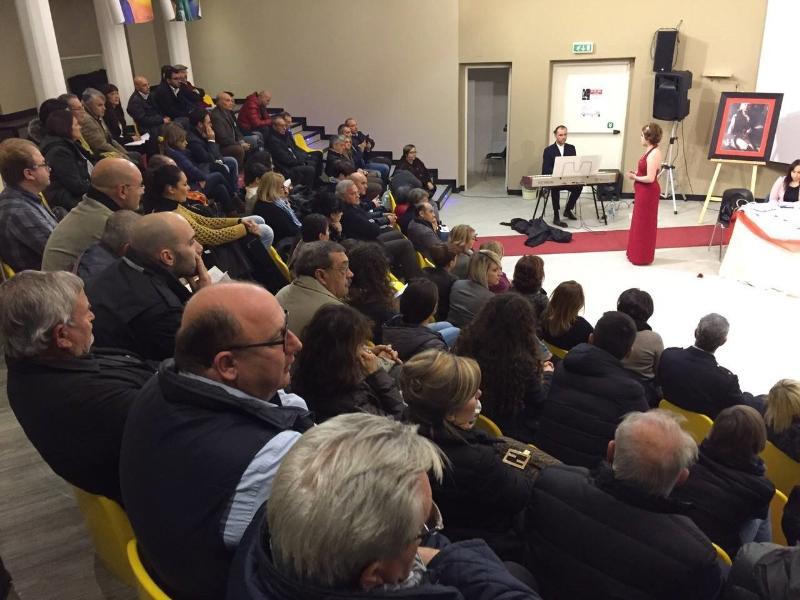 """""""Mai più sole... in tour"""" a Montalbano Jonico - 22 novembre 2014"""