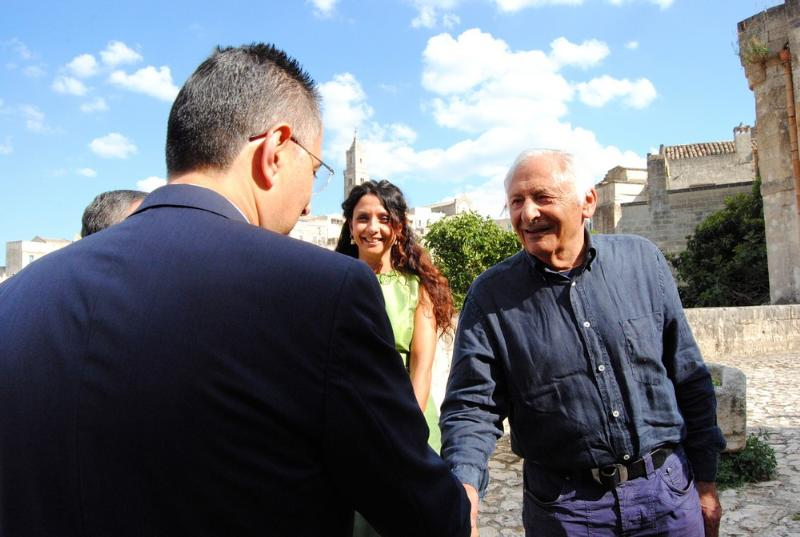 Mogol a Matera, bando della Regione per 30 musicisti