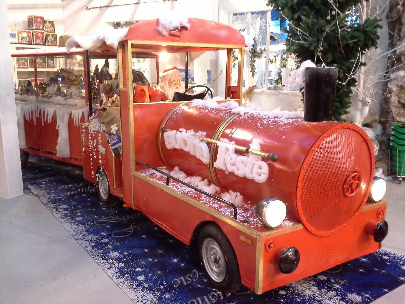 Natale al Dichio Garden Center di Matera (foto SassiLand)