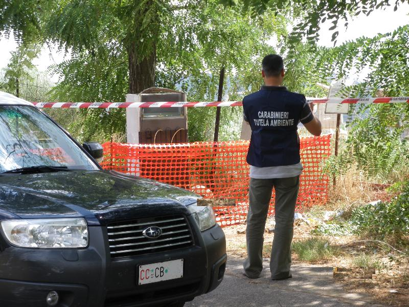 Nucleo Operativo Ecologico dei Carabinieri