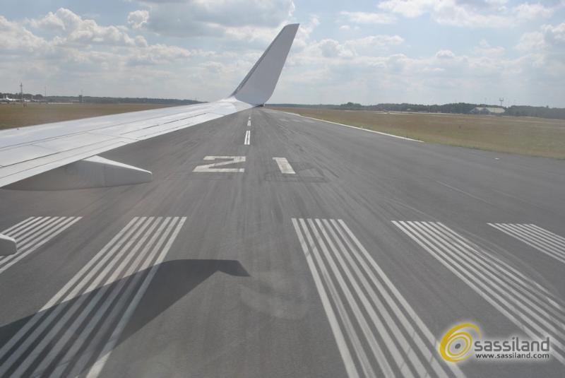 Pista di aeroporto (foto SassiLand)