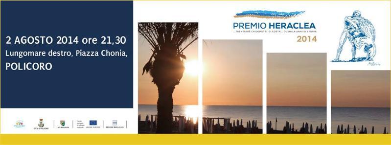 PREMIO HERACLEA 2014