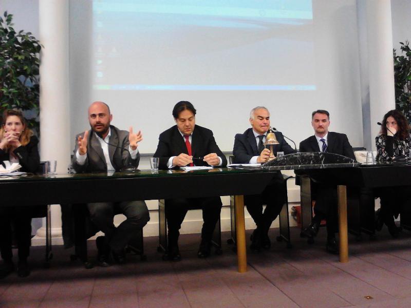 Presentazione del catalogo partecipanti Expo 2015 di Milano