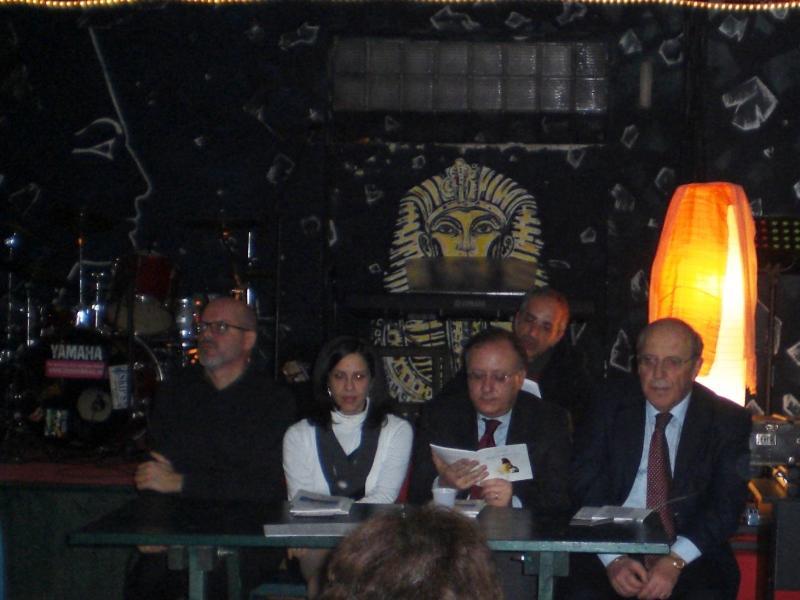 Presentazione del trittico di sillogi poetiche della scrittrice pisticcese Maria Di Tursi - 18 gennaio 2014