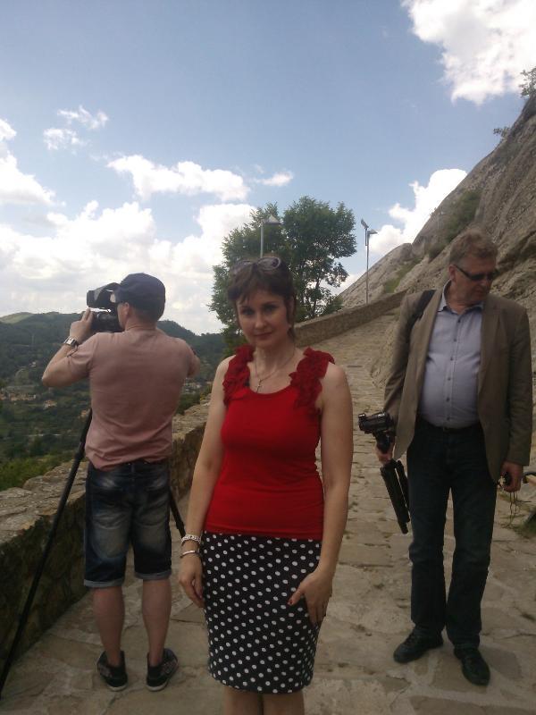 Press Tour della finlandese AlfaTv in Basilicata