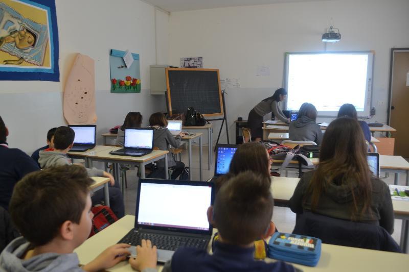 Progetto con Aid per una scuola inclusiva