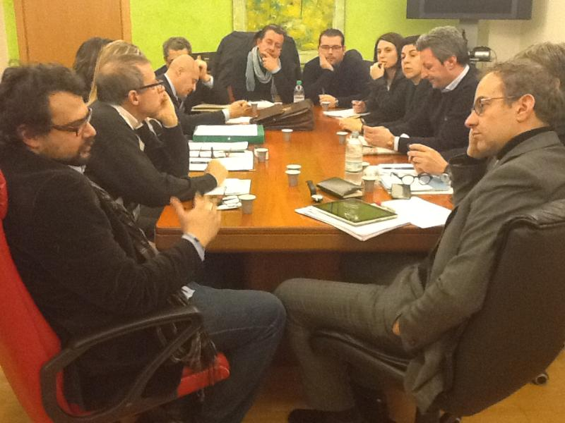 Riforma Arpab, Berlinguer incontra i sindacati