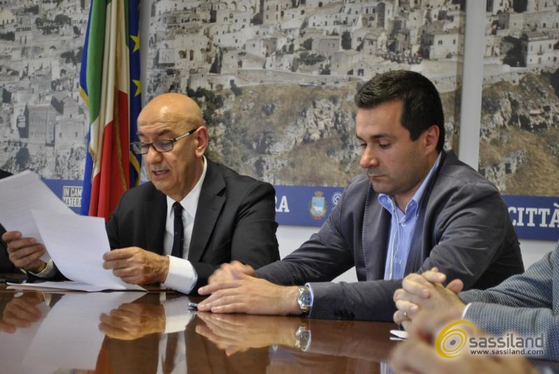 Salvatore Adduce e Sergio Cappella (foto SassiLand)