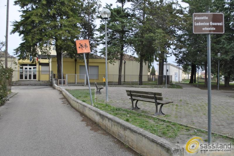 Scuola a La Martella - Matera