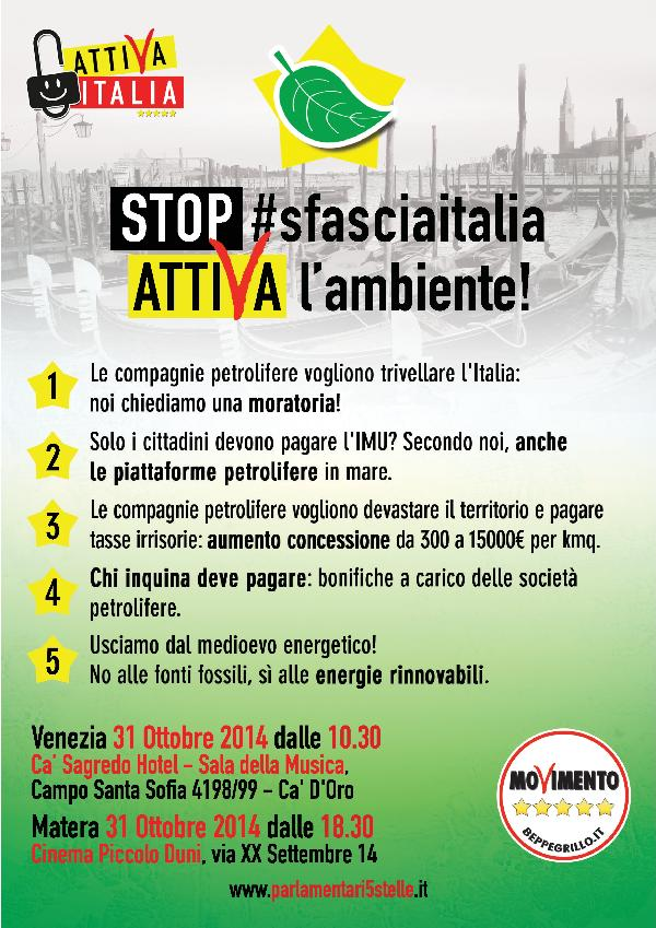 Stop SfasciaItalia