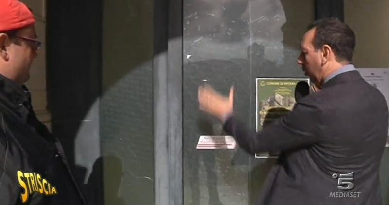 La prefettura replica al servizio di striscia la notizia - Replica porta a porta di ieri ...