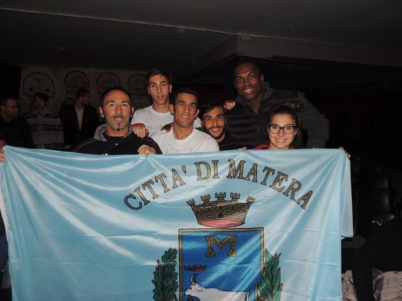 Team Materano con Remy Boniasky