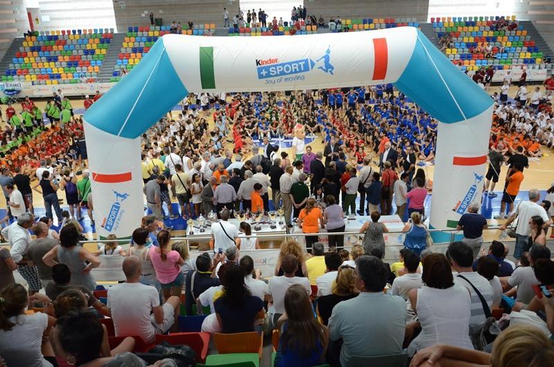 Trofeo delle Regioni 2014 in Basilicata