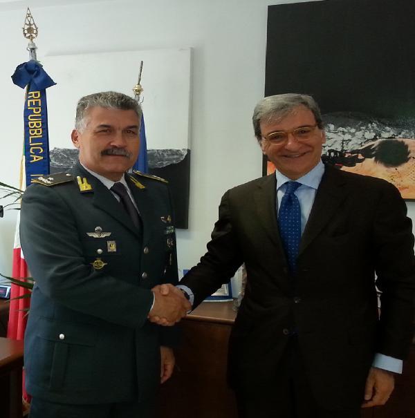 Valerio Zago e Salvatore Baffa