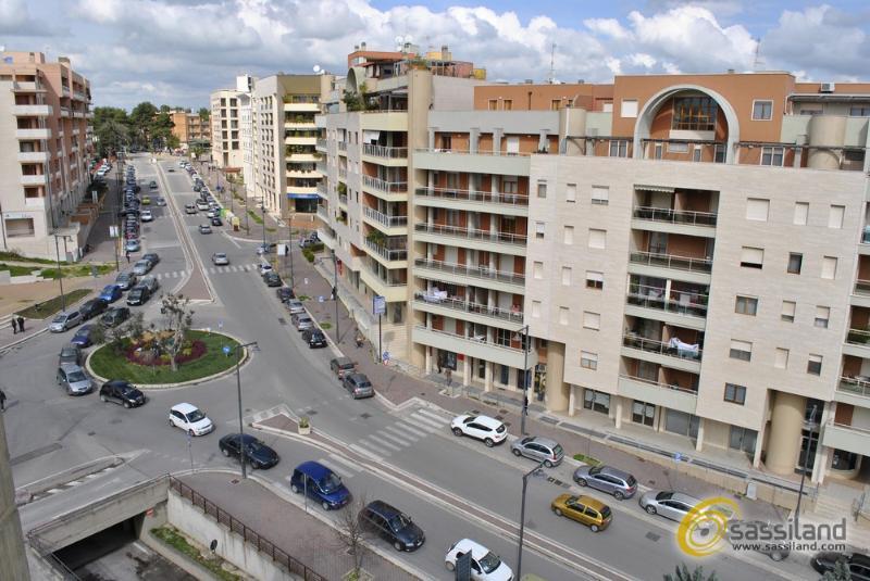Via Ugo La Malfa - Matera