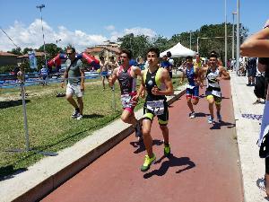 14 Atleti del Team Light protagonisti ai Campionati Italiani di aquathlon  e coppa Italia di triathlon a Porto Sant´Elpidio