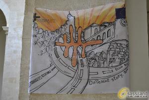 Bandiera per Matera 2019 - Matera