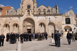 Celebrazione Liturgica Precetto Pasquale - Matera