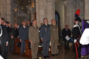 Celebrazione liturgica Precetto Pasquale a Matera