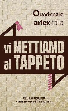 """Concorso """"Vi Mettiamo al Tappeto"""" - Matera"""