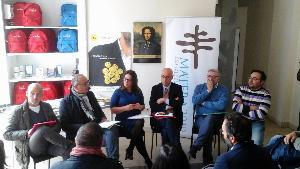 Conferenza stampa Consorzio Teatri uniti di Basilicata - Matera