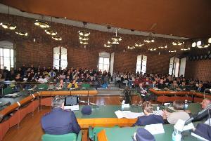 Convegno �La Polizia a difesa delle donne� - 25 novembre 2014 - Matera
