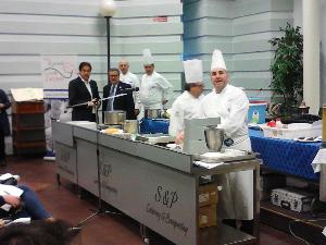 Corso di cucina alla Camera di Commercio di Matera - Matera