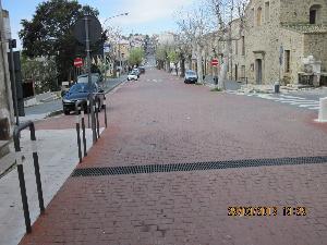 Corso Garibaldi a Pomarico - Matera