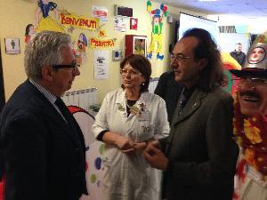 Da sinistra Rocco Maglietta,  Maria Cristina Mencoboni e Domenico Lamagna - Matera