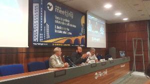 Davide Rondoni al Meeting di Rimini - Matera