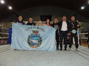 Dinamic Center Matera ai Campionati Italiani di kickboxing