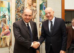 Fabrizio Togni  e Roberto Vitti  - Matera