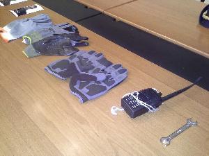 Gli oggetti rinvenuti (foto SassiLand)