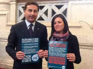 Ignazio Messina e Maria Luisa Cantisani  - Matera