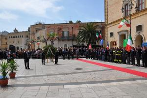 Il 25 aprile 2014 a Matera