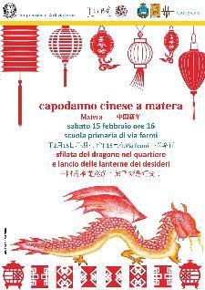 Il Capodanno Cinese - 15 febbraio 2014 - Matera