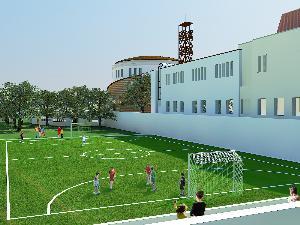 """Il progetto del Parco """"Santa Famiglia"""" a Matera - Matera"""