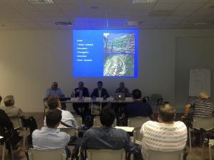 Il seminario �Tutela del Territorio e Tecniche di Ingegneria Naturalistica� - 17 ottobre 2014 - Matera