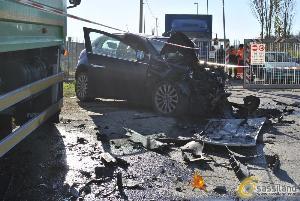 Incidente mortale sulla Gravina-Matera - 23 dicembre 2014